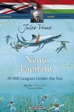 Nemo kapitány - Klasszikusok magyarul - angolul