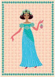 Meghívókészlet - Hercegnőknek