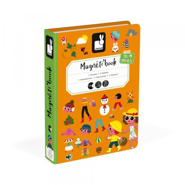 Mágneses könyv - Évszakok