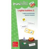 Logikai bukfenc 2. - 3-4. osztály LDI-539 - miniLÜK