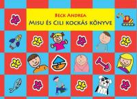 Misu és Cili kockás könyve - PIROS-KÉK