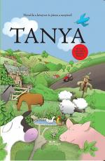 Tanya - 3D könyv több mint 30 kiszedhető figurával
