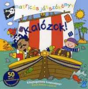 Kalózok! - Matricás játszókönyv