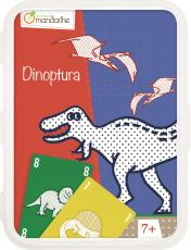 Dinoptura kártyajáték