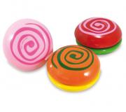 Lollipop yoyo - Zöld-piros
