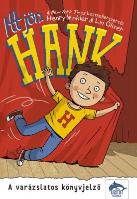 Itt jön Hank 1. - A varázslatos könyvjelző