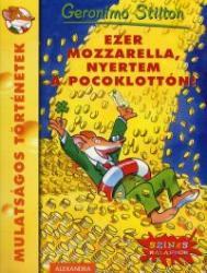 Ezer mozzarella, nyertem a Pocoklottón!