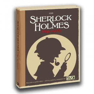 Képregényes kalandok - Sherlock Holmes - Négy rejtély
