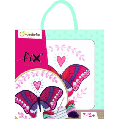 Pix keretben - Pillangó