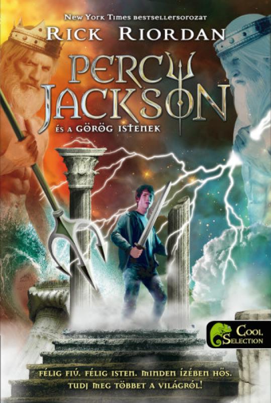 Percy Jackson és a görög istenek