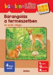 Barangolás a természetben - Az erdő világa - LDI139 - bambinoLÜK