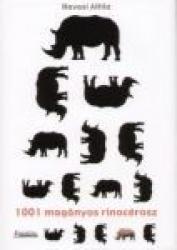 1001 magányos rinocérosz