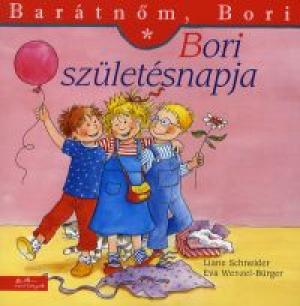 Bori születésnapja - Barátnőm, Bori füzetek