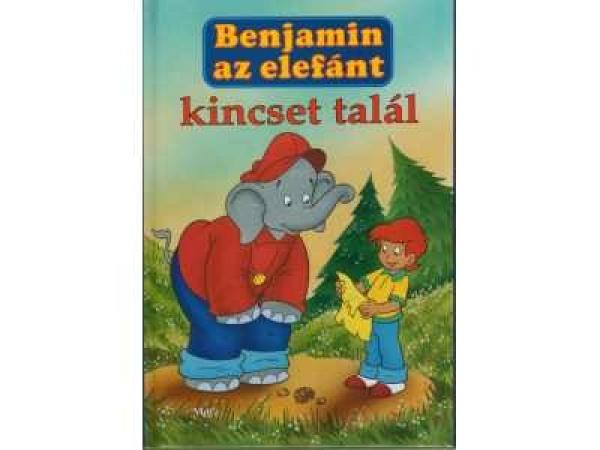 Benjamin az elefánt kincset talál