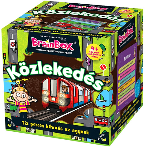 Brain Box - Közlekedés