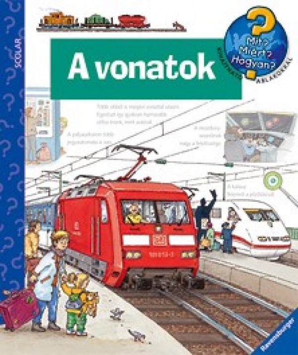 A vonatok - Mit? Miért? Hogyan? 17.