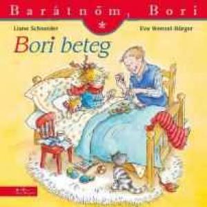 Bori beteg - Barátnőm, Bori füzetek