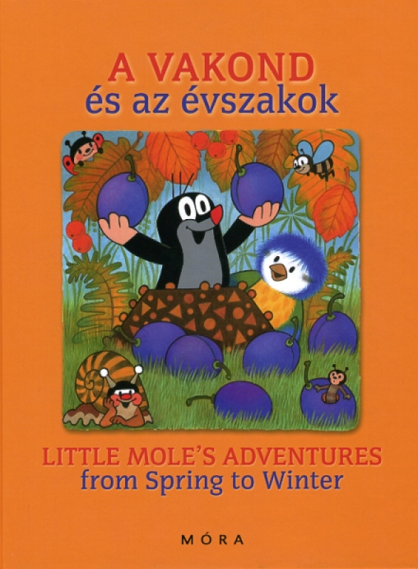 A vakond és az évszakok - Litte Mole's adventures from spring to winter