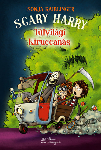 Scary Harry 2. - Túlvilági kiruccanás