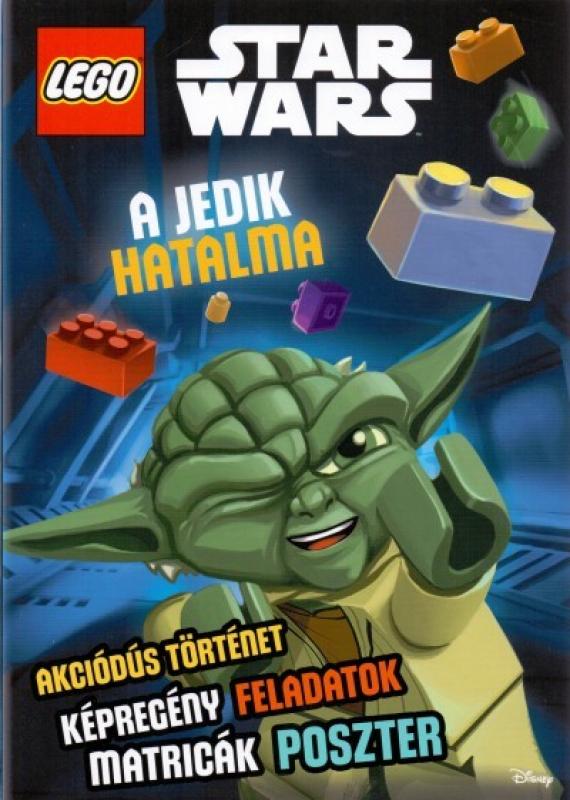 LEGO Star Wars - A jedik hatalma