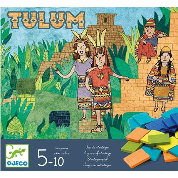 Tulum - Piramisépítő Társasjáték