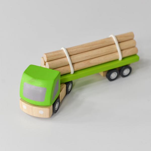 Faszállító kamion