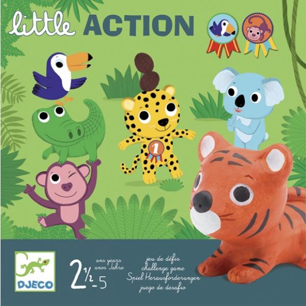 Little Action - Társasjáték
