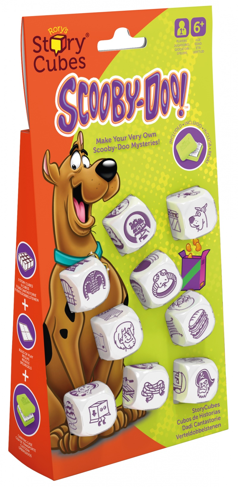 Sztorikocka - Scooby Doo