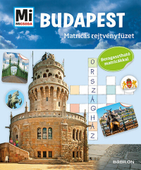 Mi Micsoda Matricás Rejtvényfüzet - Budapest