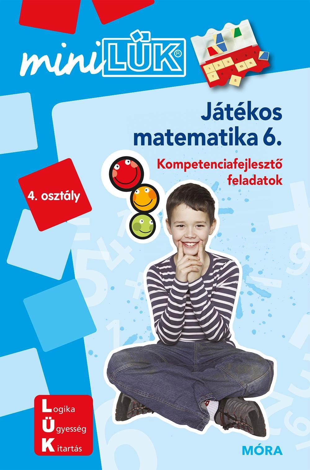 Játékos matematika 6. LDI223