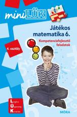 Játékos matematika 6. LDI223 - miniLÜK