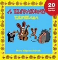 A kisvakond zenekara - Mágneskönyv