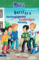 Berci és a tisztességes verseny - Barátom, Berci regények