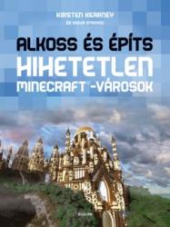 Minecraft - Alkoss és építs - Hihetetlen Minecraft-városok