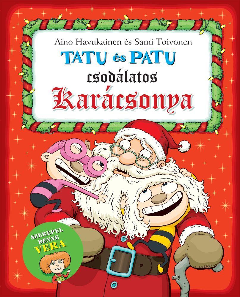 Tatu és Patu csodálatos karácsonya