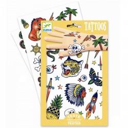 Tetoválás - Bang bang