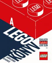 A LEGO könyv - Jubileumi kiadás - exkluzív LEGO elemmel