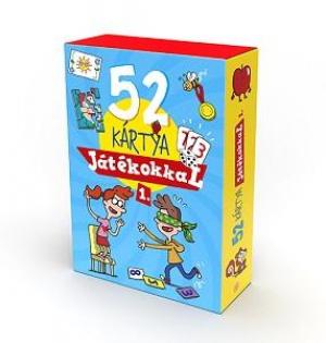 52 kártya játékokkal 1.