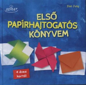 Első papírhajtogatós könyvem