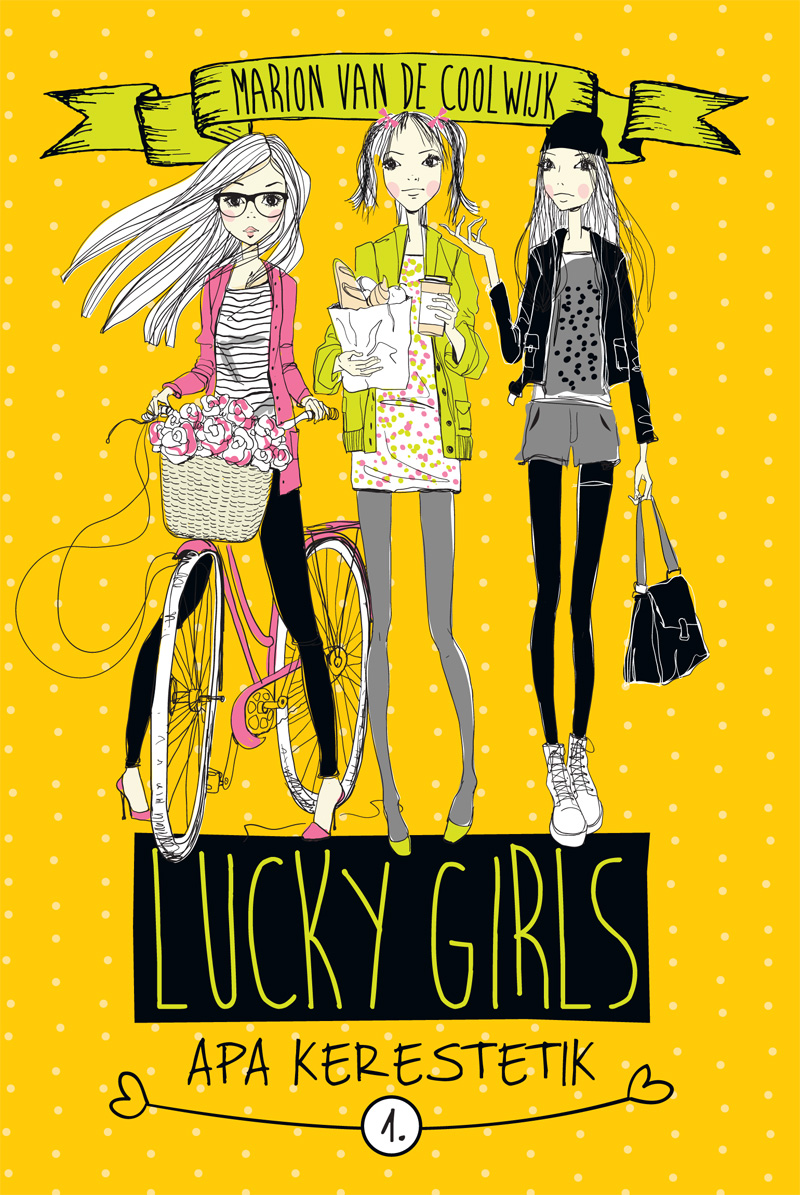 Lucky Girls 1. - Apa kerestetik!