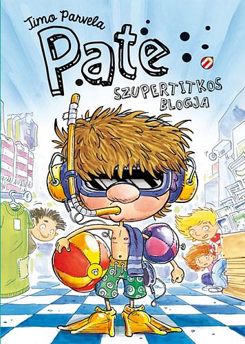 Pate szupertitkos blogja