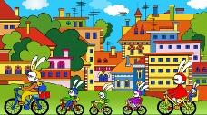 Biciklitúra a Pipitér szigetre