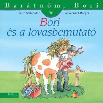 Bori és a lovasbemutató - Barátnőm, Bori füzetek