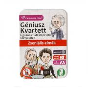 Géniusz kvartett - Zseniális elmék