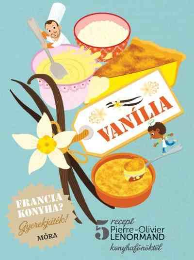 Vanília - Francia konyha