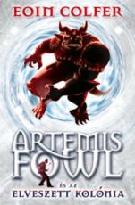 Artemis Fowl és az elveszett kolónia