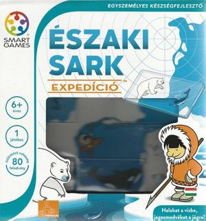 Smart Games - Északi Sark Expedíció - Logikai játék