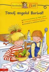 Tanulj angolul Borival! - Barátnőm, Bori foglalkoztatófüzetek