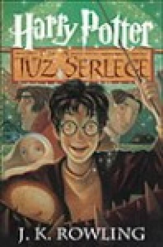 Harry Potter és a Tűz Serlege -kemény
