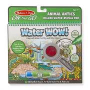 Rajzolás vízzel - Delux - Állati bohócságok
